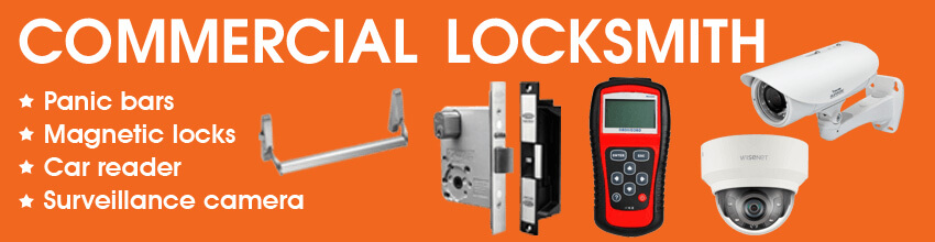 Midrand Commercial Locksmith Services